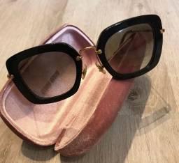 Óculos de sol miu miumiu