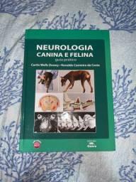Livro neurologia canina e felina