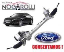 Reparo Caixa de Direção Ford Fusion 2010 à 2012