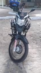 R$14.000 Vendo ou troco Honda XRE190c por moto de maior cilindrada