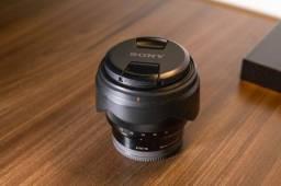 Lente Sony 10-18mm F4 Grande Angular aps-c