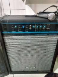 Caixa de som amplificada Oneal