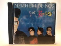 Nenhum De Nós - Extraño (cd)