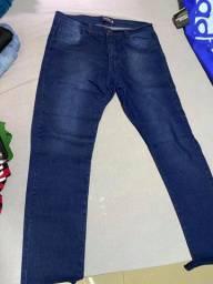 Calças Jeans maculina