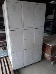 Vendo esses armários industrial