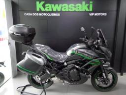 Kawasaki Versys 650 Tourer Cinza 2020