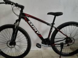 Bike aro 29 semi-nova com documento