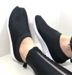 Tênis meia (elastico) feminino - Super leve