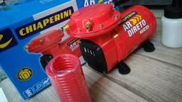 Kit compressor de ar direto