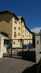 Apartamento com 2 dormitórios, estacionamento privativo, bairro Rondônia