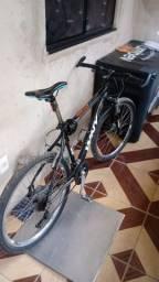 Bike de alumínio zera!!!