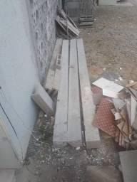 Coluna Sob Medida e Bloco de Concreto