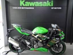 Kawasaki ZX-6R Verde KRT 2020