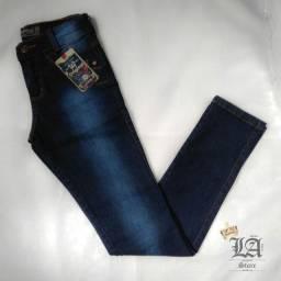 Calças Jeans INFANTIL Masculina Com Lycra - Estoque limitado!<br>
