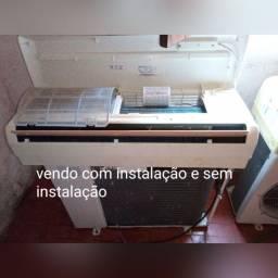 Ar condicionado 18 BTUs com instalação e sem instalação