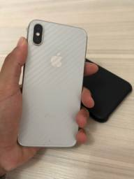 IPhone X 64Gb top com garantia