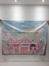 Tema: Circo Rosa