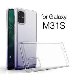 Capa Capinha Case Samsung M31S