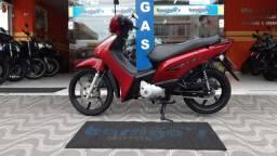 Honda Biz 125 Flex 13 Vermelha Impecável