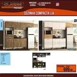 Cozinha compacta lia!!!! Mega oferta de natal!!!