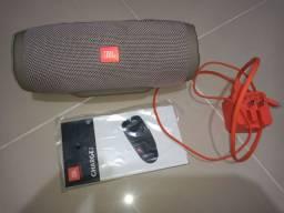 Caixa de som JBL Charge 3 portátil com bluetooth
