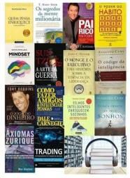 Audiobooks -14 Dos Melhores Best Sellers Do Empreendedorismo