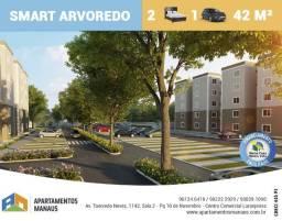 Smart Arvoredo 2Qts R$152mil Bairro da Paz Registro e ITBI grátis