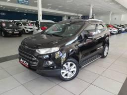 Ford EcoSport Titanium 2.0 16V Flex 5p Aut. Preta