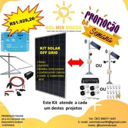 Kit promocional offgrid