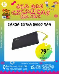 Carga Extra Pineng 10000MAH