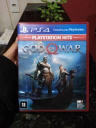 God of war Ps4 em ótimas condições