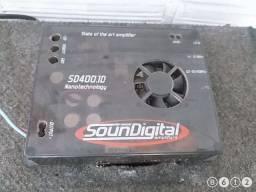 Força SD400.1D $230reais pra vender logo