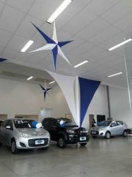 Estrelas para Decoração Veículos
