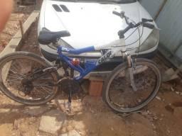 Bike de amortecedor