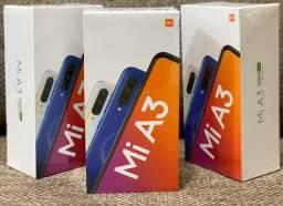 Smartphone Xiaomi Mi A3 128Gb - Lacrados - Nota Fiscal - Entrega Imediata
