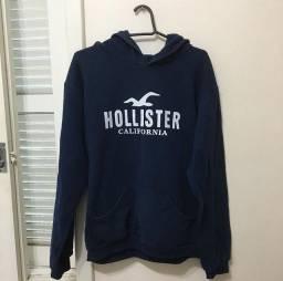 Moletom Hollister feminino M