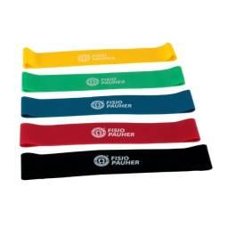 Mini band faixa elastica (kit)