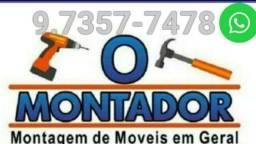 Título do anúncio: Montador de moveis bh e regiao