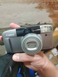 Câmera Canon Autoboy com zoom óptico em ótimo estado