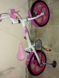 Bicicleta Aro 16 Caloi Menina
