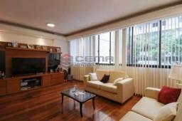 Apartamento à venda com 3 dormitórios em Flamengo, Rio de janeiro cod:LAAP33987