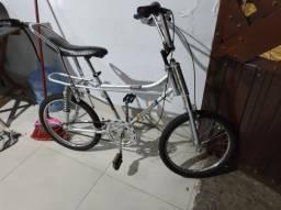 Bicicleta antiga brandani bikedur e monareta mirim