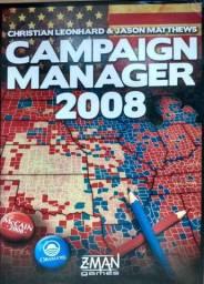 Jogo de tabuleiro campaign manager