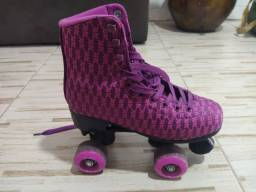 Patins squad roces