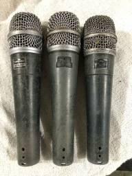 Microfone Shure usado