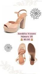 Sandália vizanno