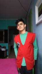 Camisa de Dragon ball (Goku) apenas 30 Reais