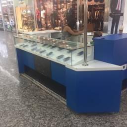 Quiosque - kiosk - vitrine - balcão