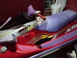 Jet ski kawazaki 1100 cil