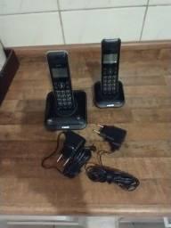 Telefone sem fio Vtech ,com extensão